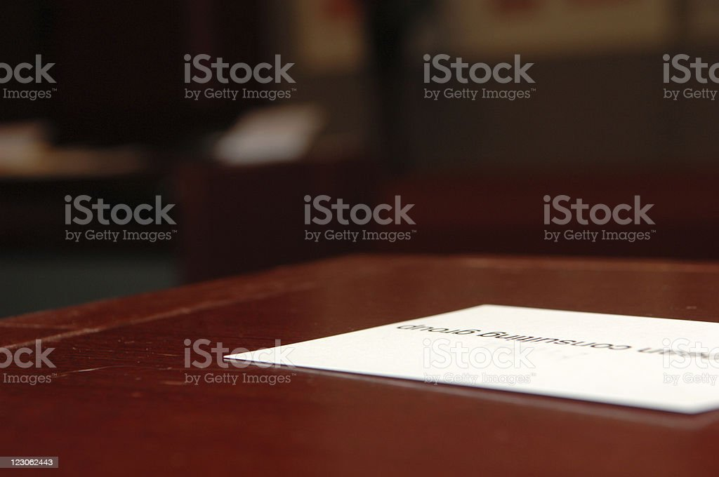 Business notebook royalty-free stock photo
