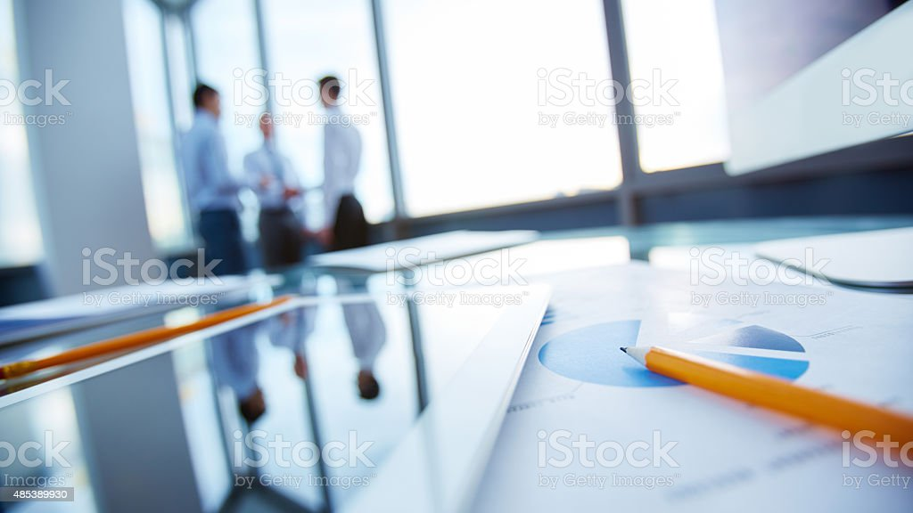 Business office stock photo