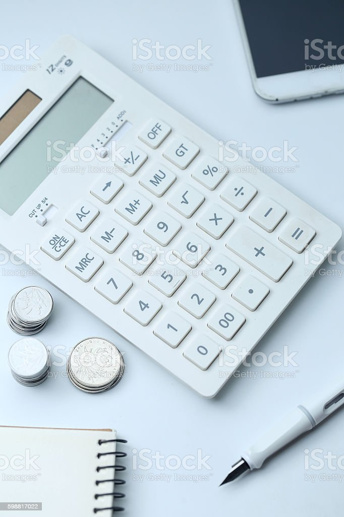 business office sence stock photo