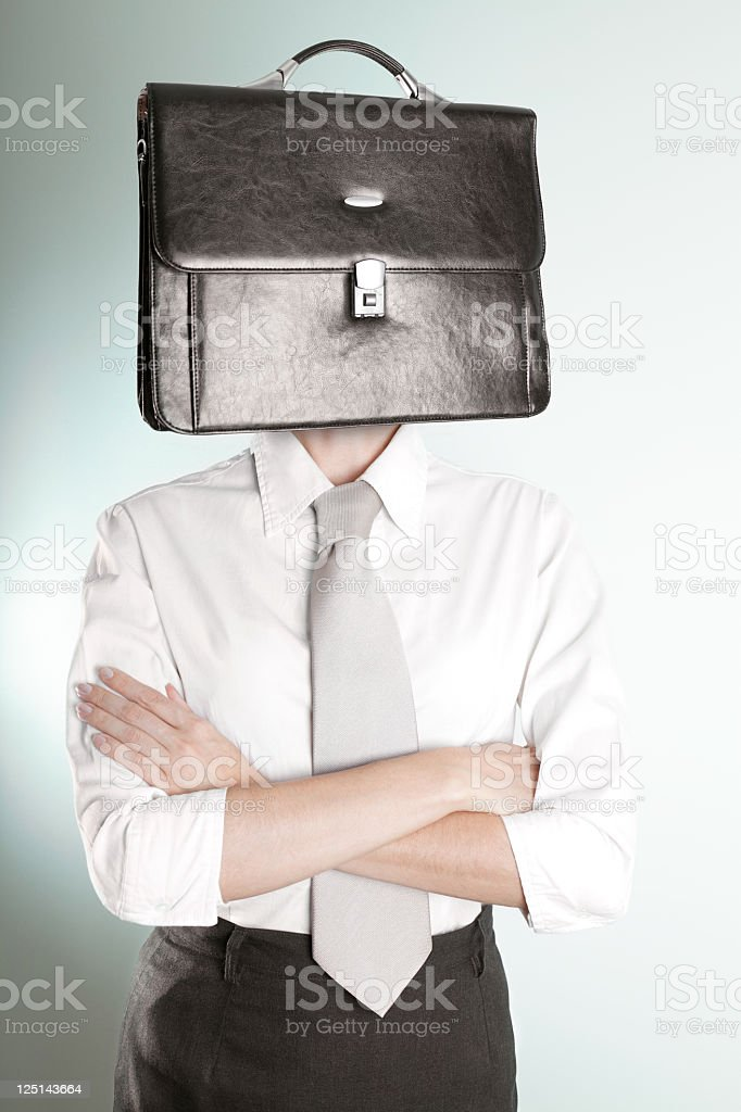 Business On My Mind stock photo