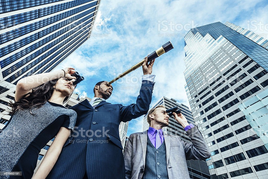 Business Opportunities stock photo