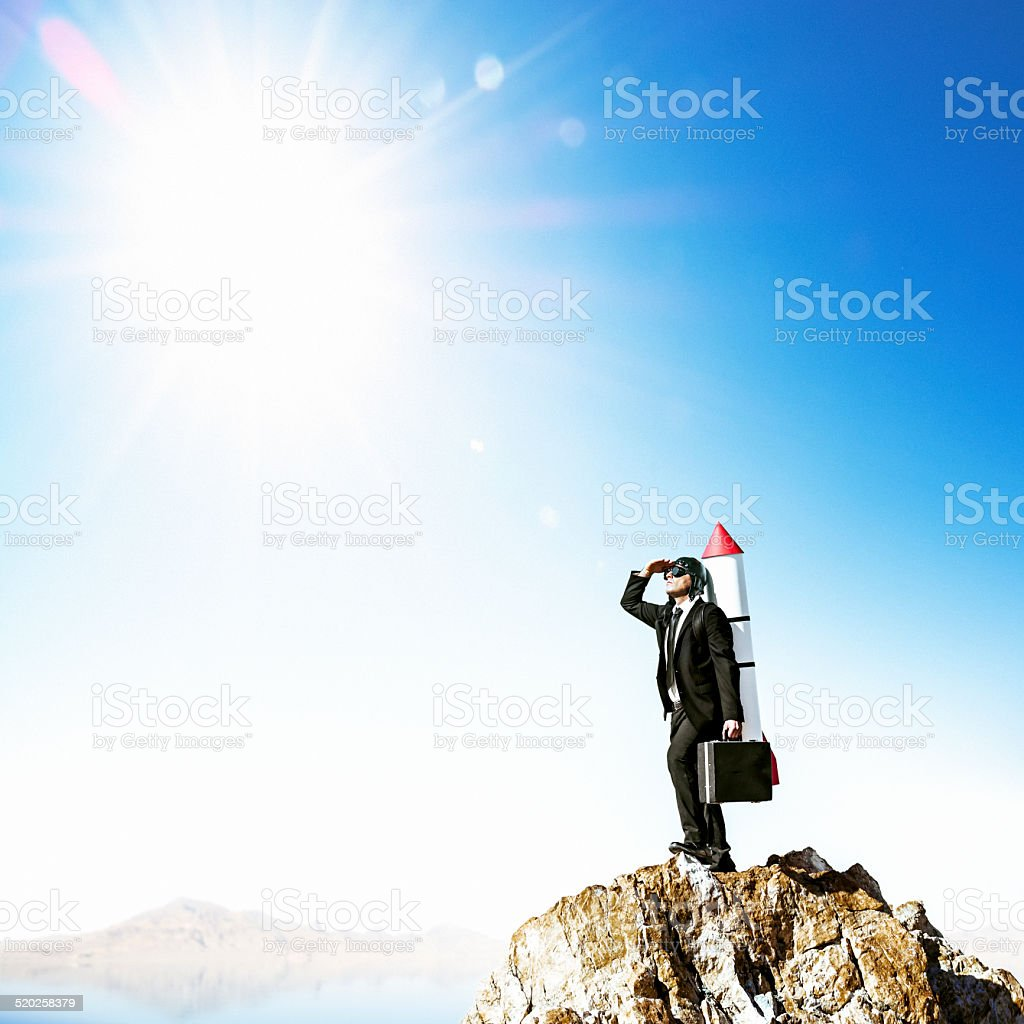 Business opportunity stock photo