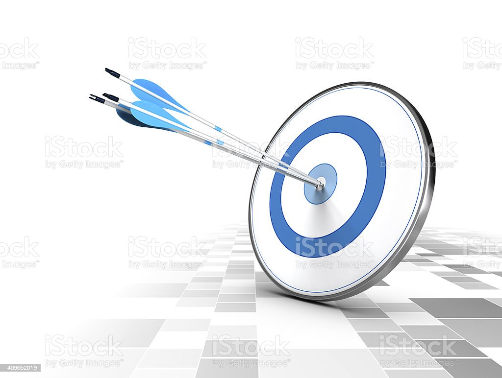 Business or Corporate Strategy Concept stock photo