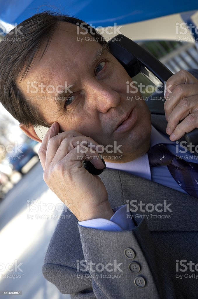 business outside royalty-free stock photo