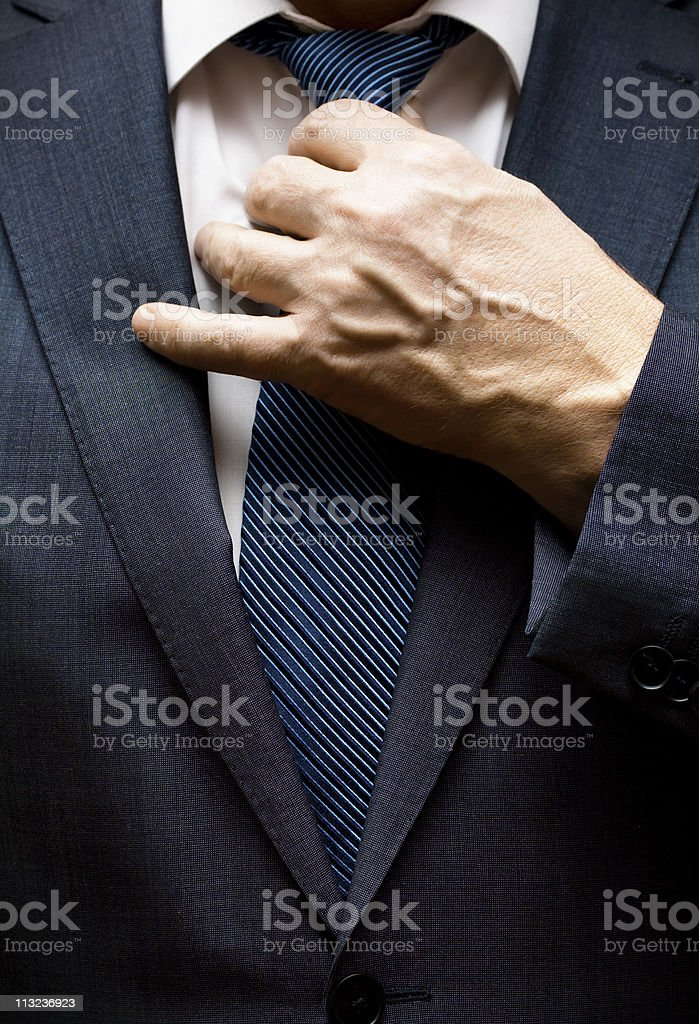Business owner stock photo