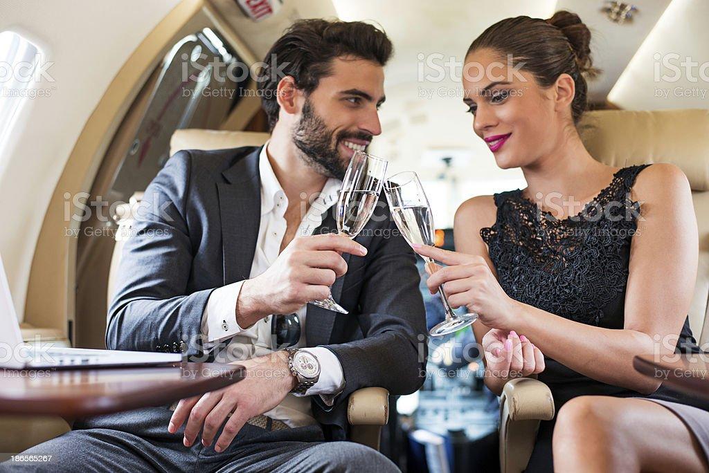 Business pasion stock photo