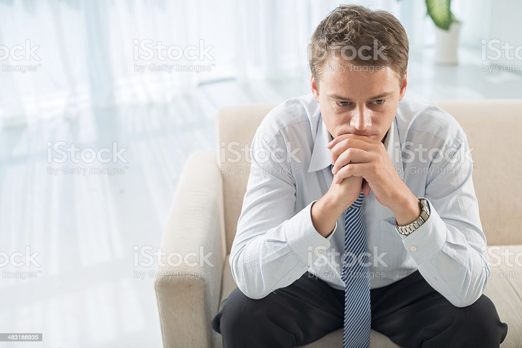 Business patient stock photo