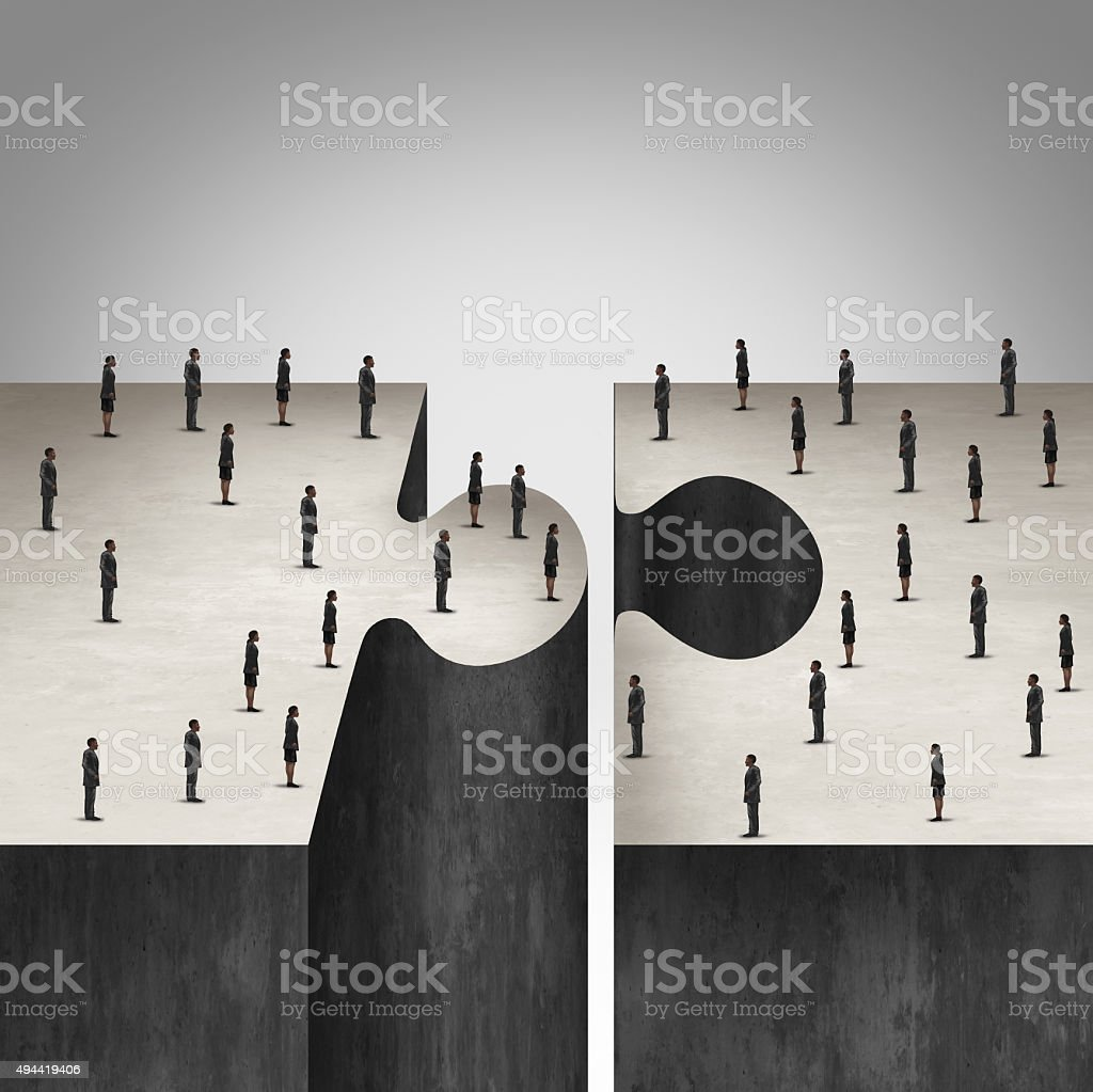 Business People Collaboration stock photo