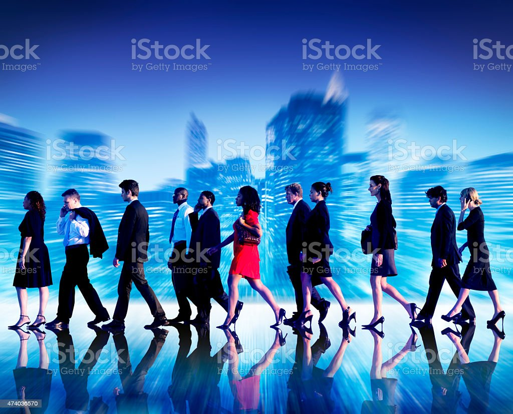 Business People Collaboration Team Teamwork Professional Concept stock photo