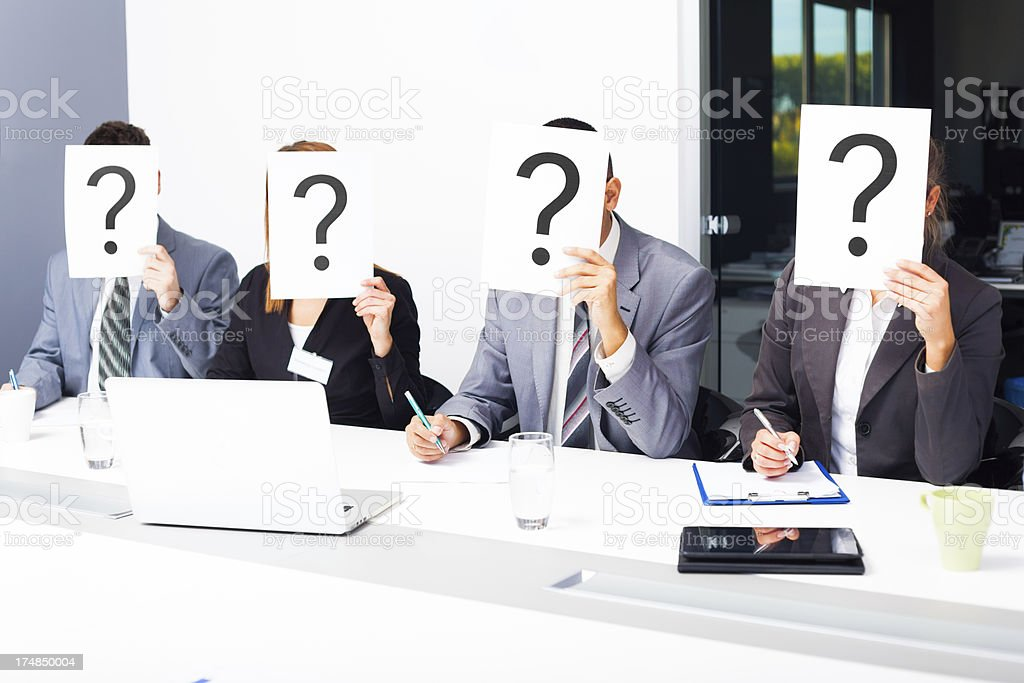 Business people concept royalty-free stock photo