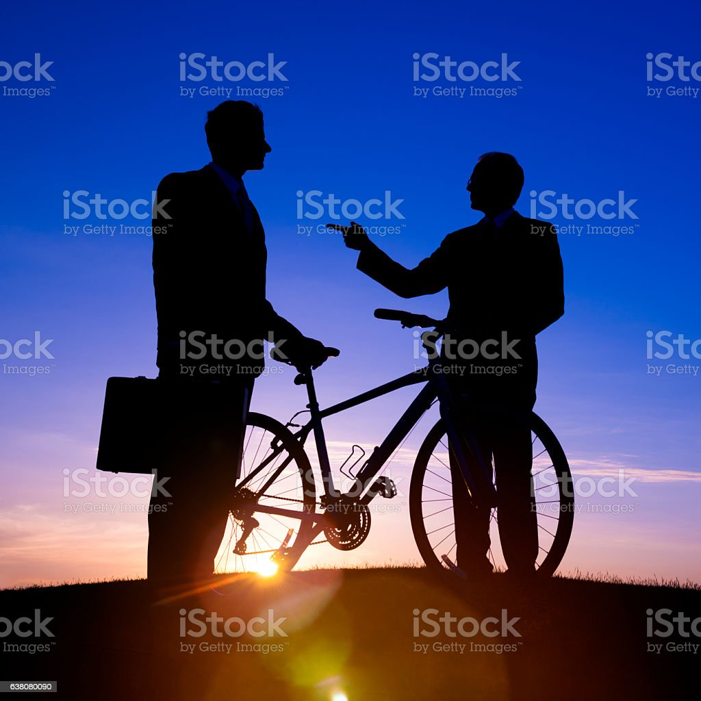 Business People Corporate Healthy Living Concept stock photo