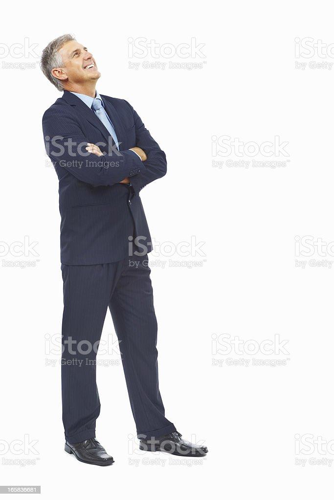 Business personality stock photo