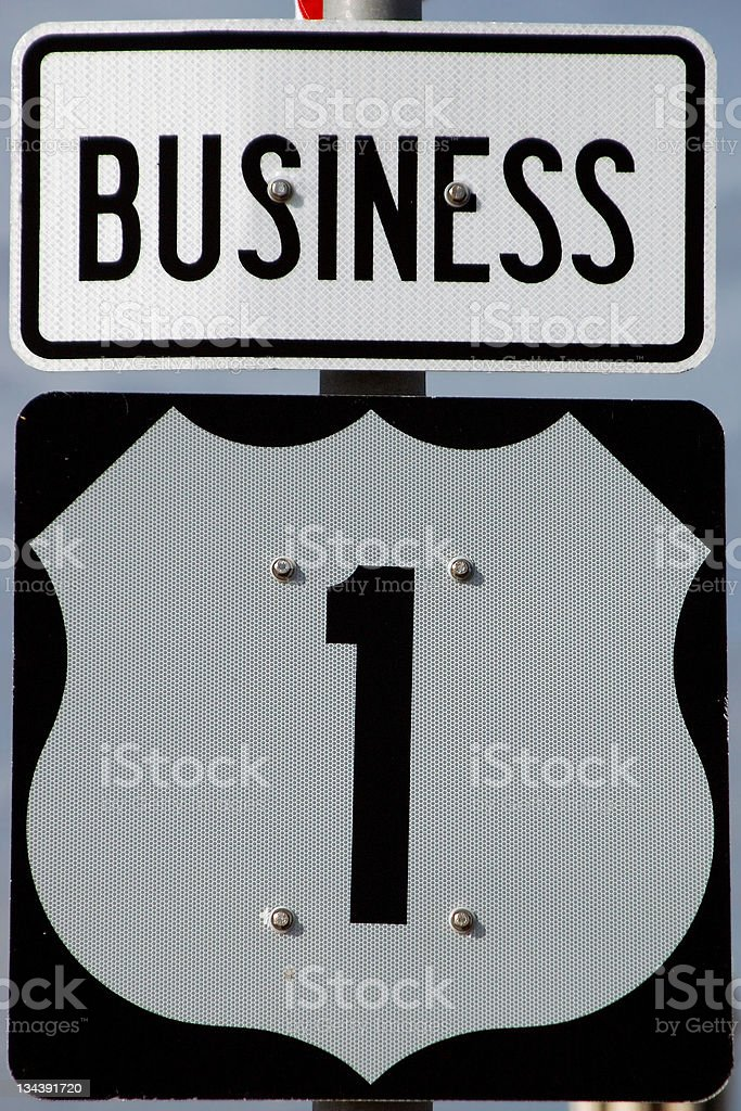 Business #1 royalty-free stock photo