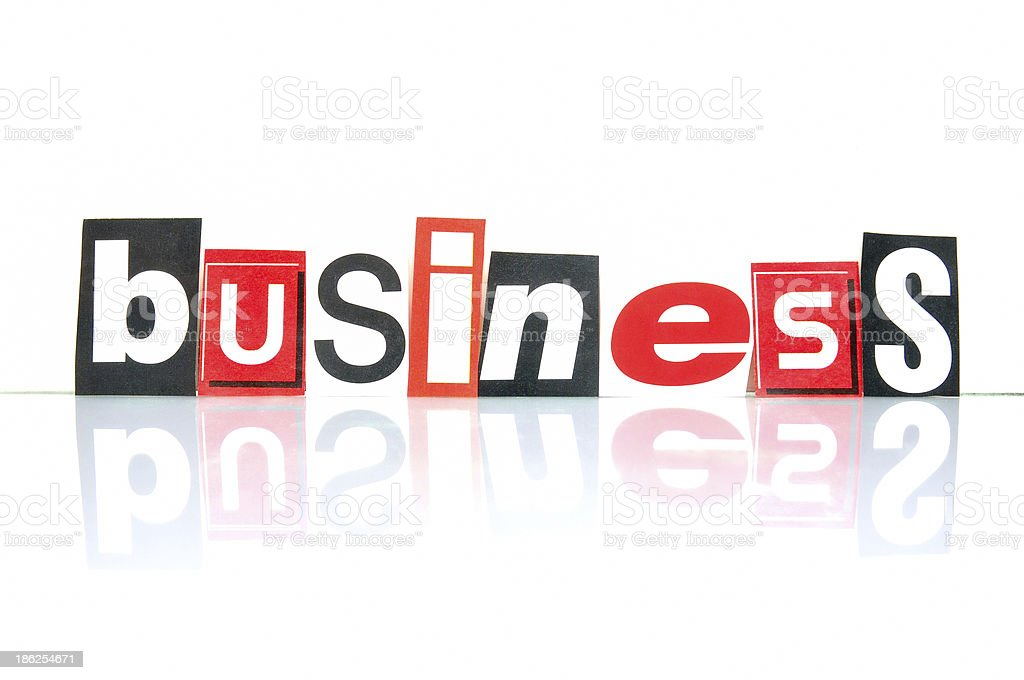 Business stock photo