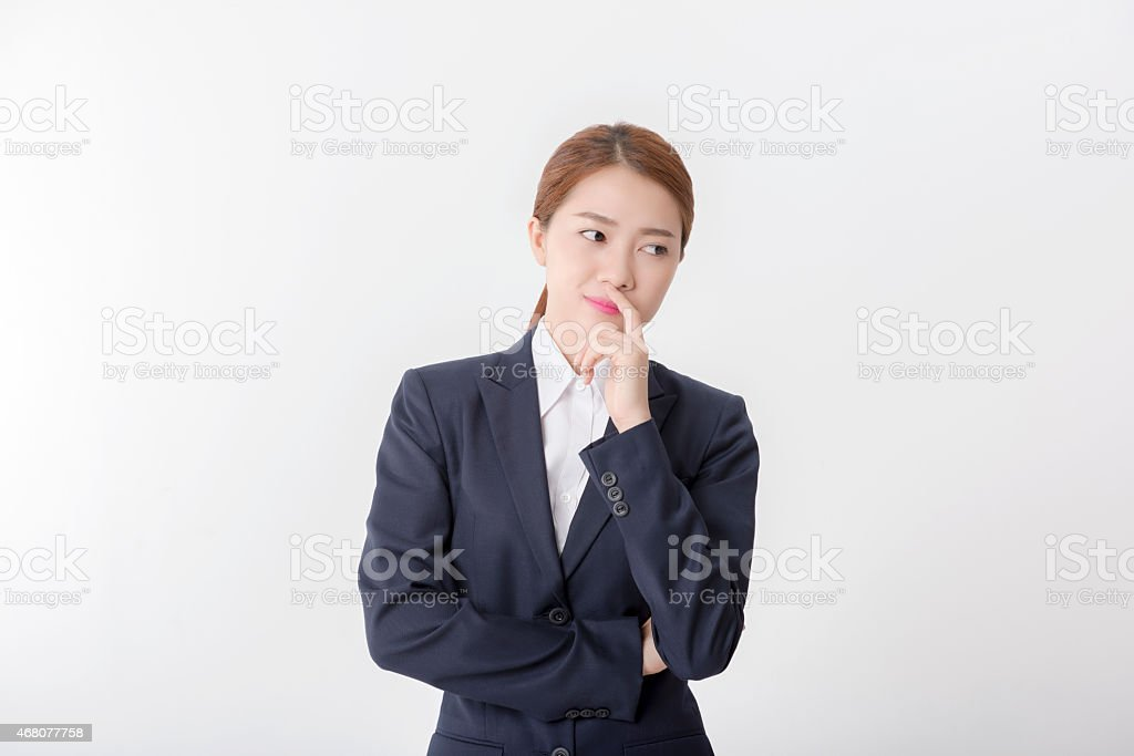 ASIA Business royalty-free stock photo