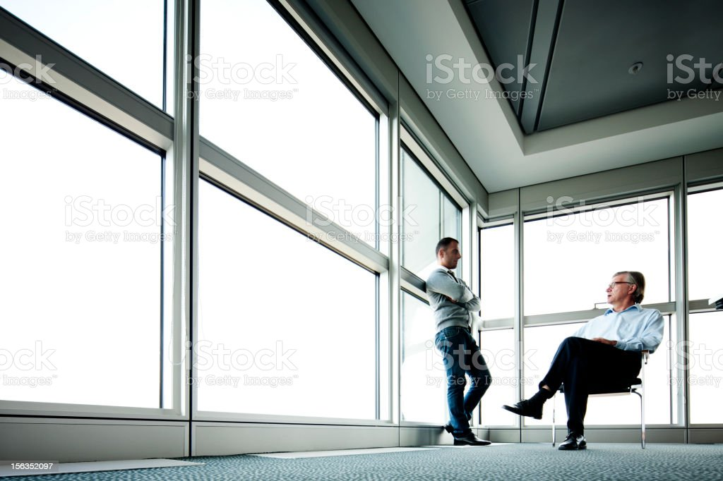 Business plan stock photo