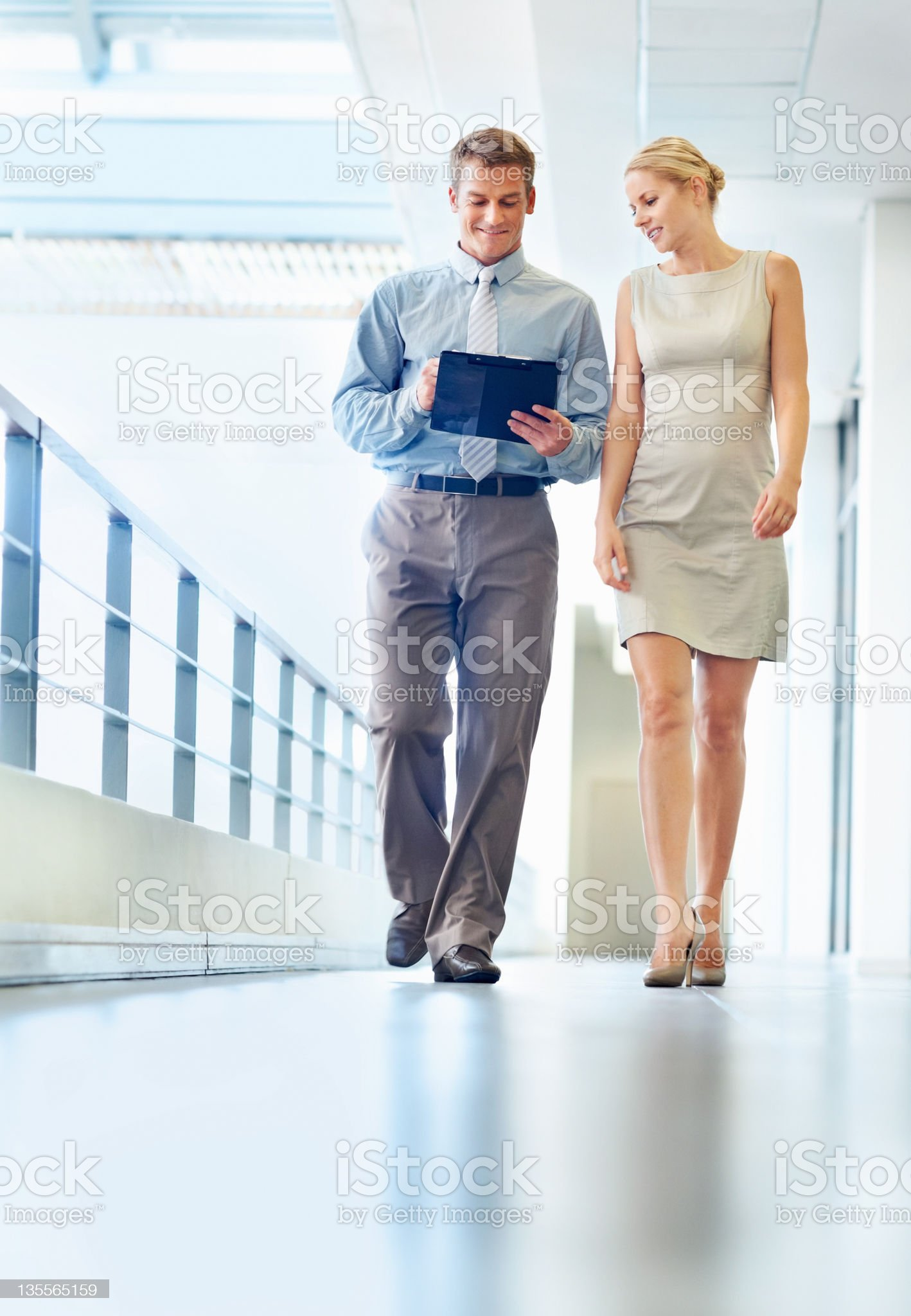 Business planning royalty-free stock photo