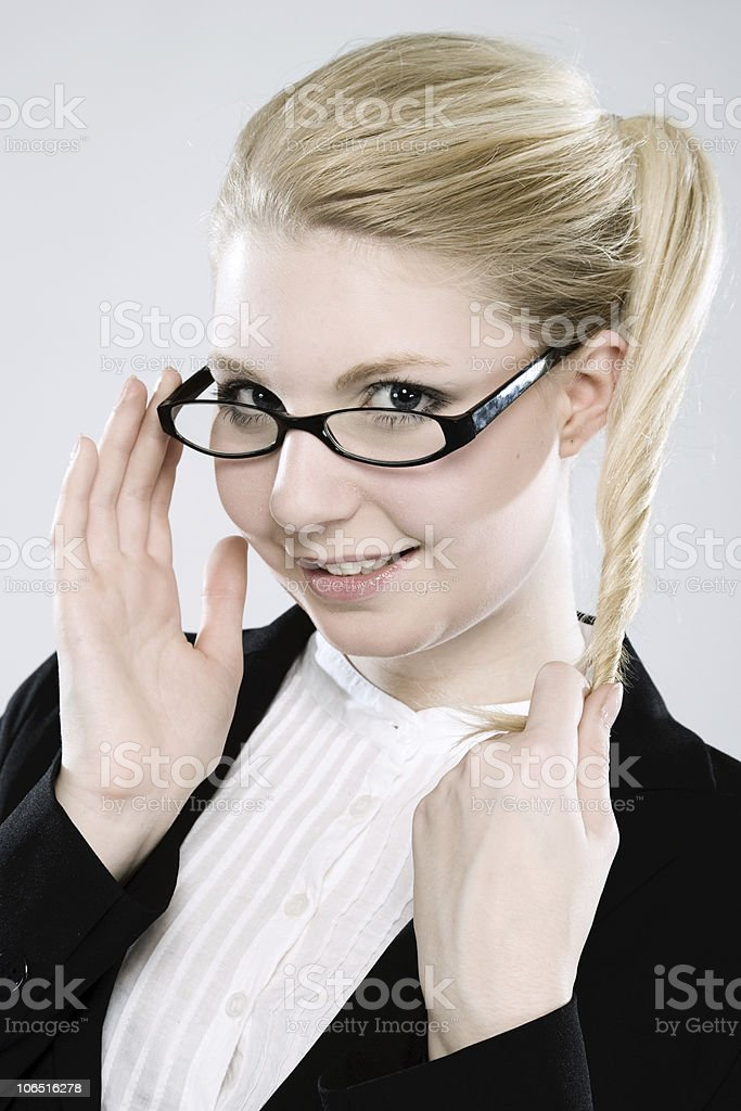 Business Portrait stock photo