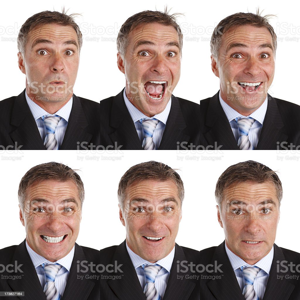 Business Portraits 2 royalty-free stock photo
