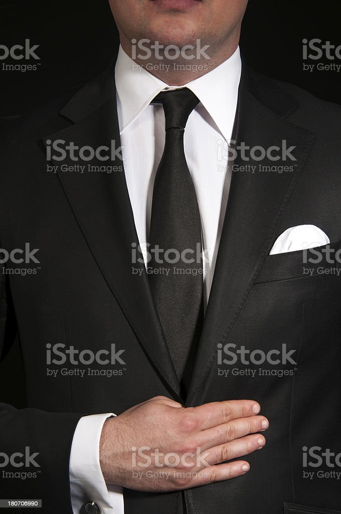 Business Power royalty-free stock photo