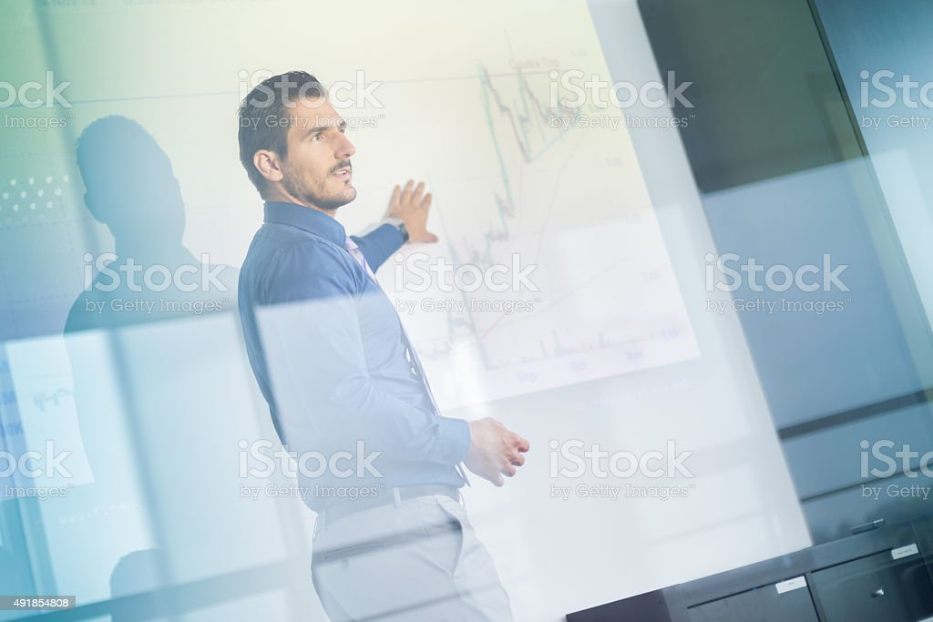 Business Presentation Pictures, Images And Stock Photos - Istock