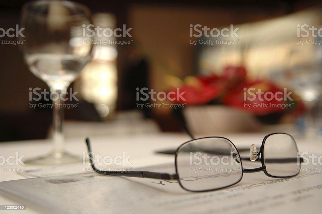 Business presentation royalty-free stock photo