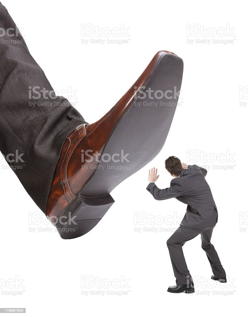 Business problems stock photo