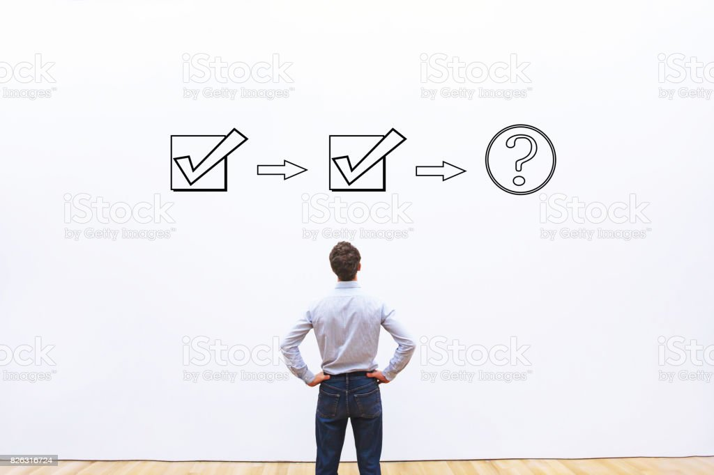 business process workflow concept stock photo