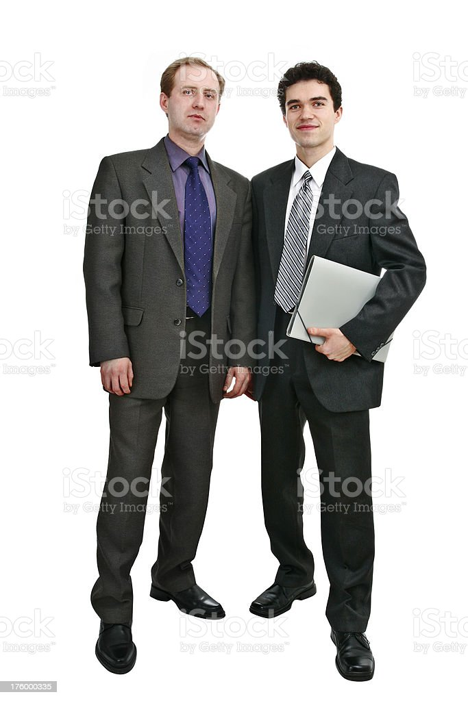 Business professionals royalty-free stock photo