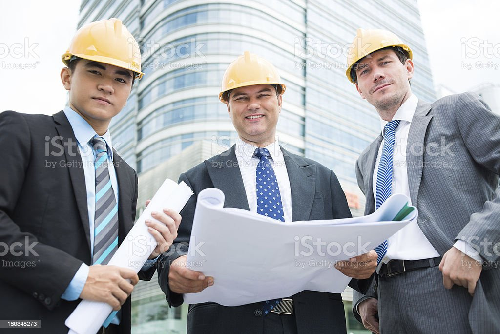 Business project royalty-free stock photo