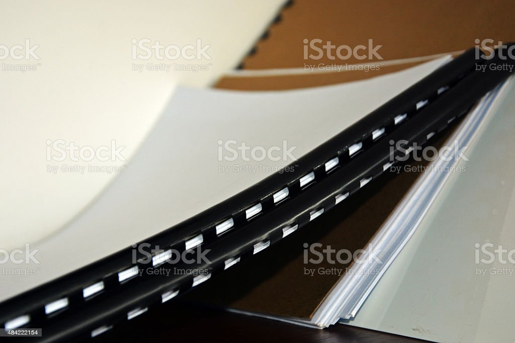 business proposals stock photo