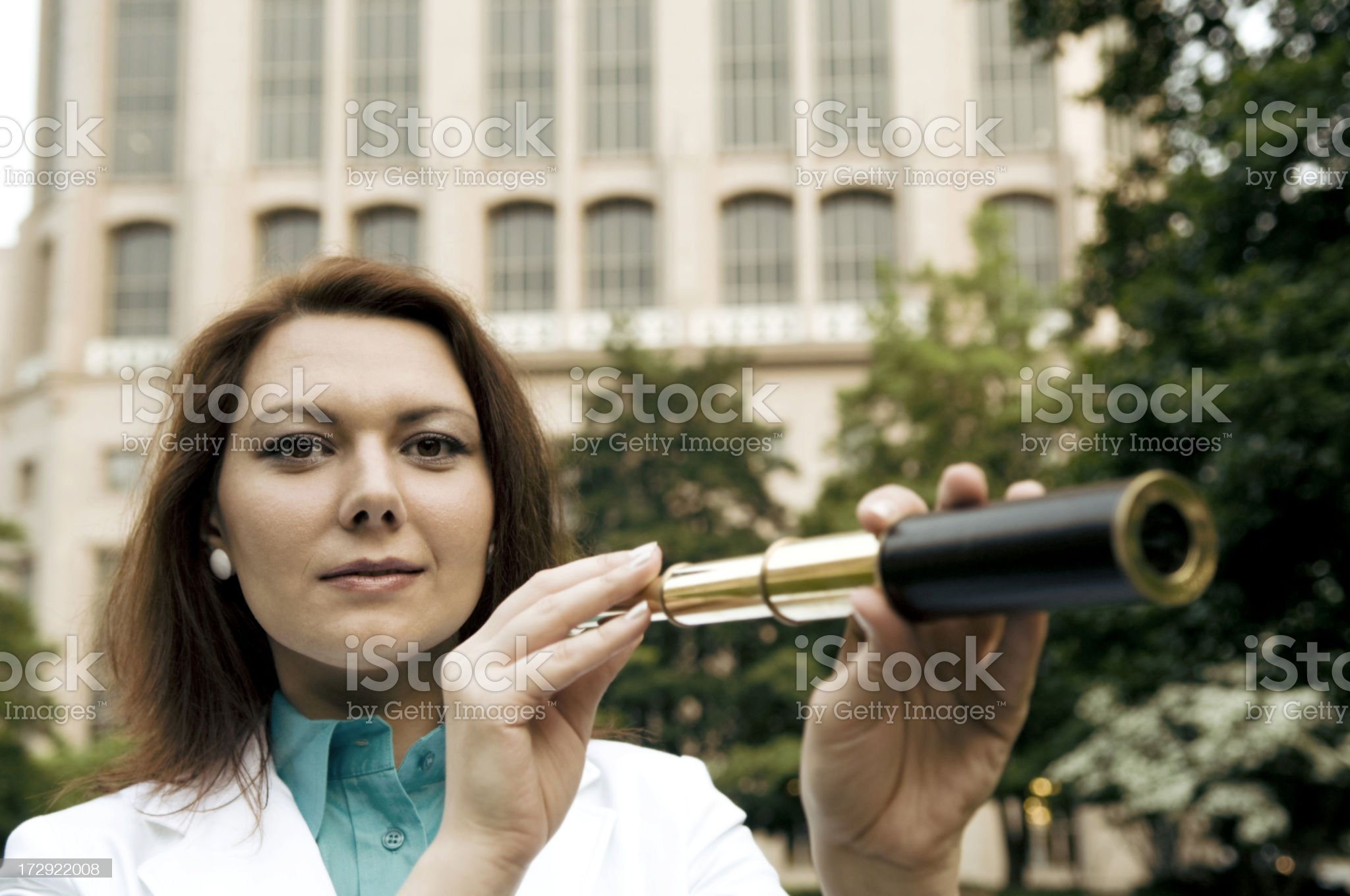 business pursuit royalty-free stock photo