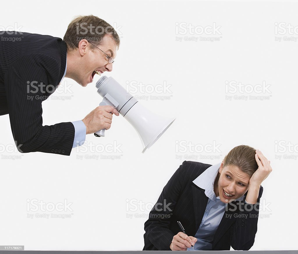 Business relation royalty-free stock photo