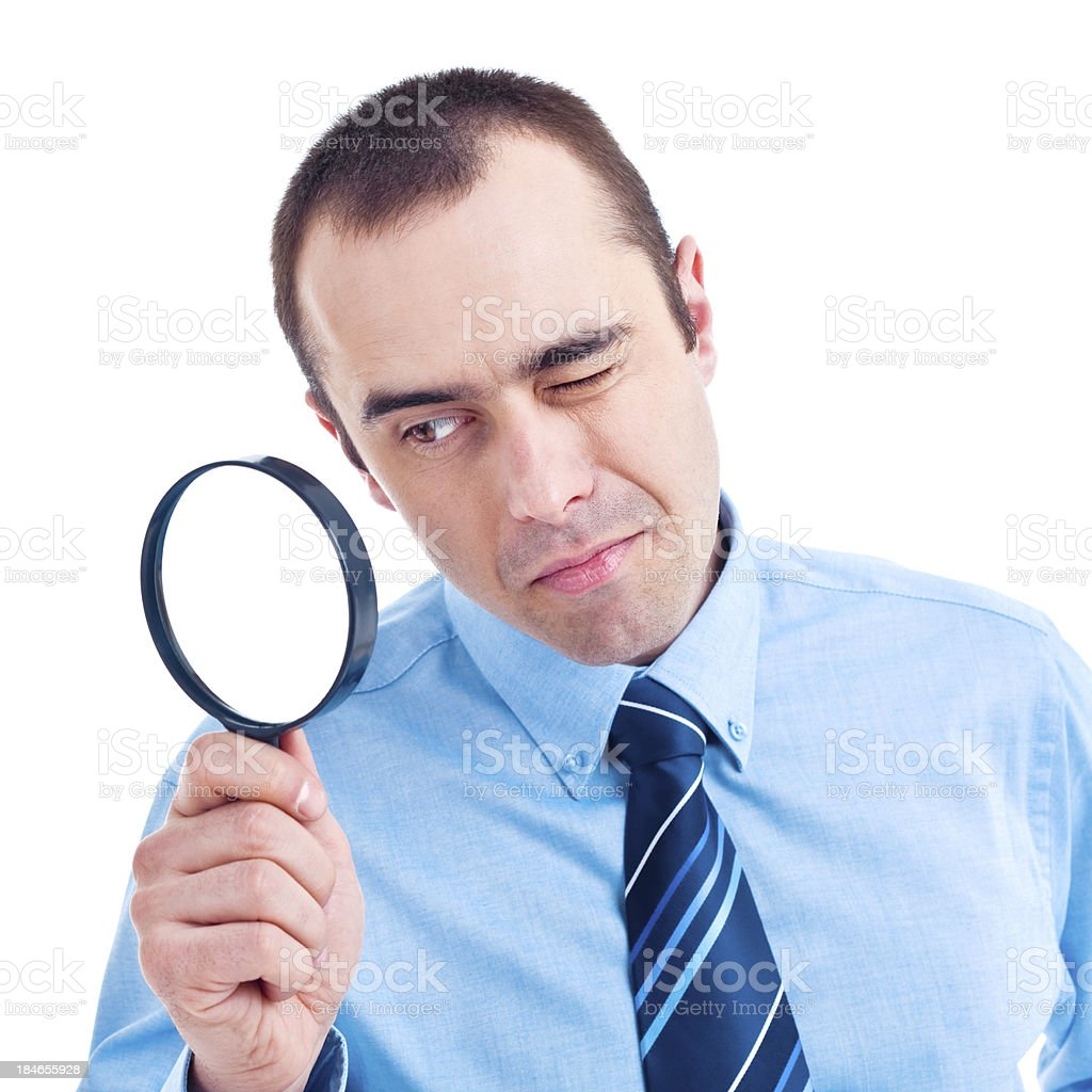 Business research royalty-free stock photo