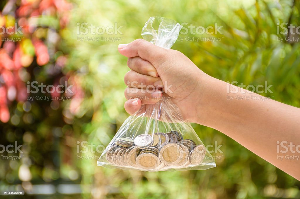 business saving money concept royalty-free stock photo