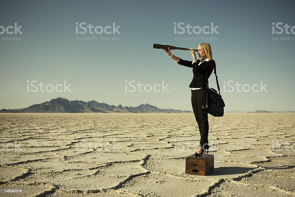 Business Sights stock photo