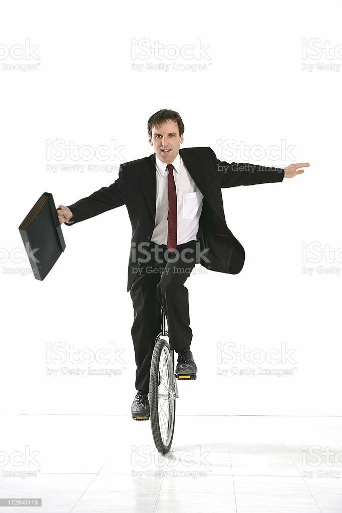 Business skills stock photo