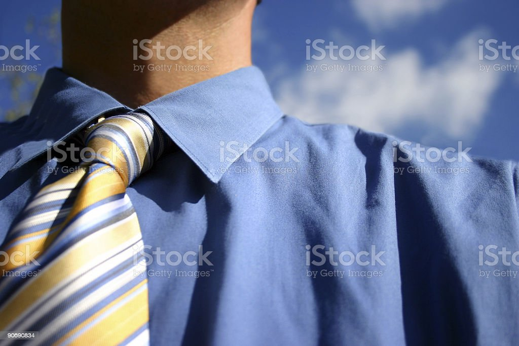 Business Sky royalty-free stock photo