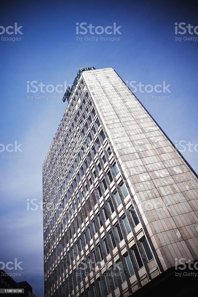 Business skyscraper stock photo