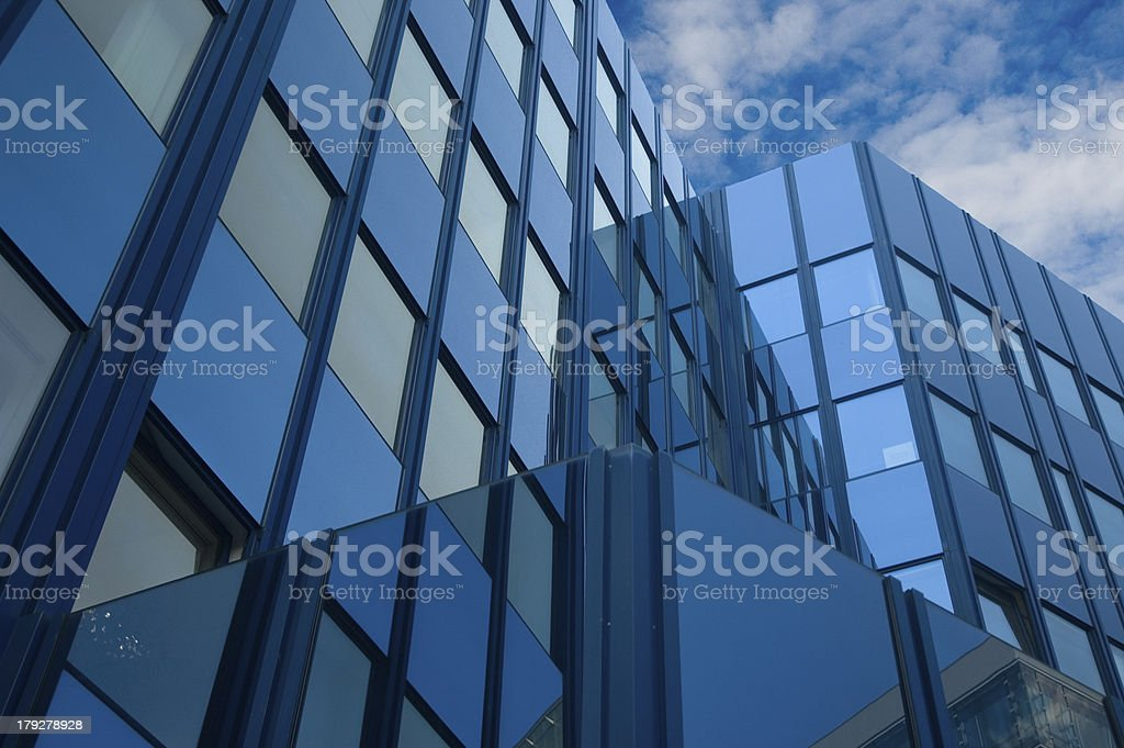 Business skyscraper royalty-free stock photo