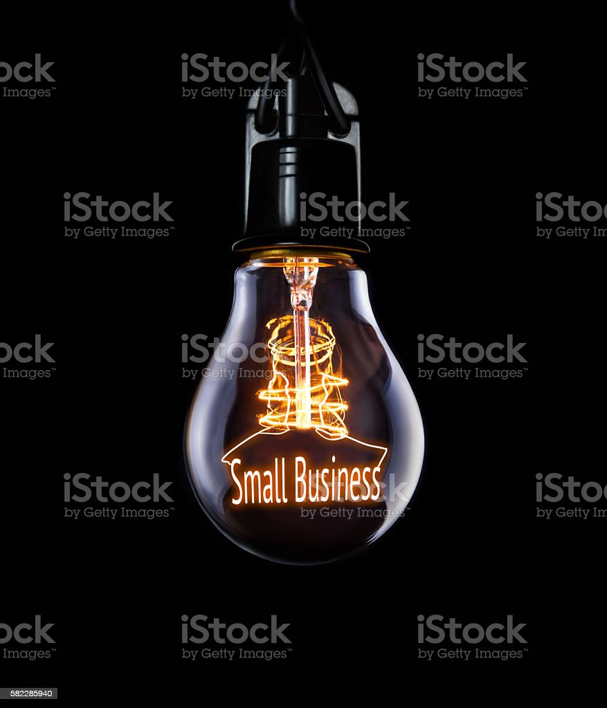 Business Small Business Concept stock photo