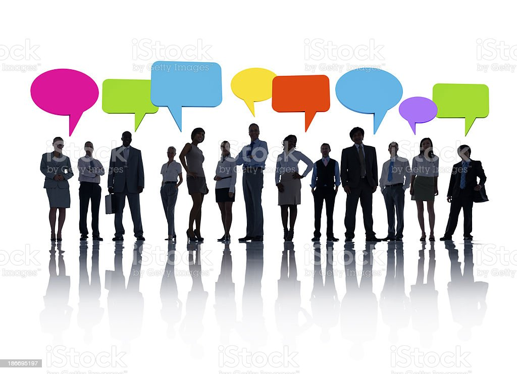 Business Social Gathering royalty-free stock photo