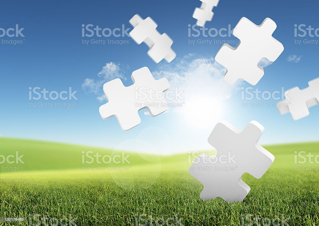 Business Solutions royalty-free stock photo
