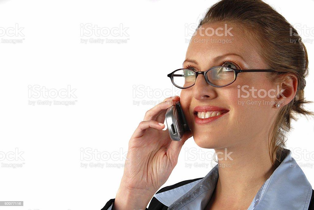 Business Speak stock photo