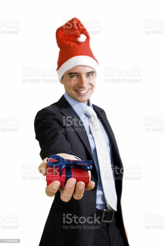 Business Special Surprise stock photo