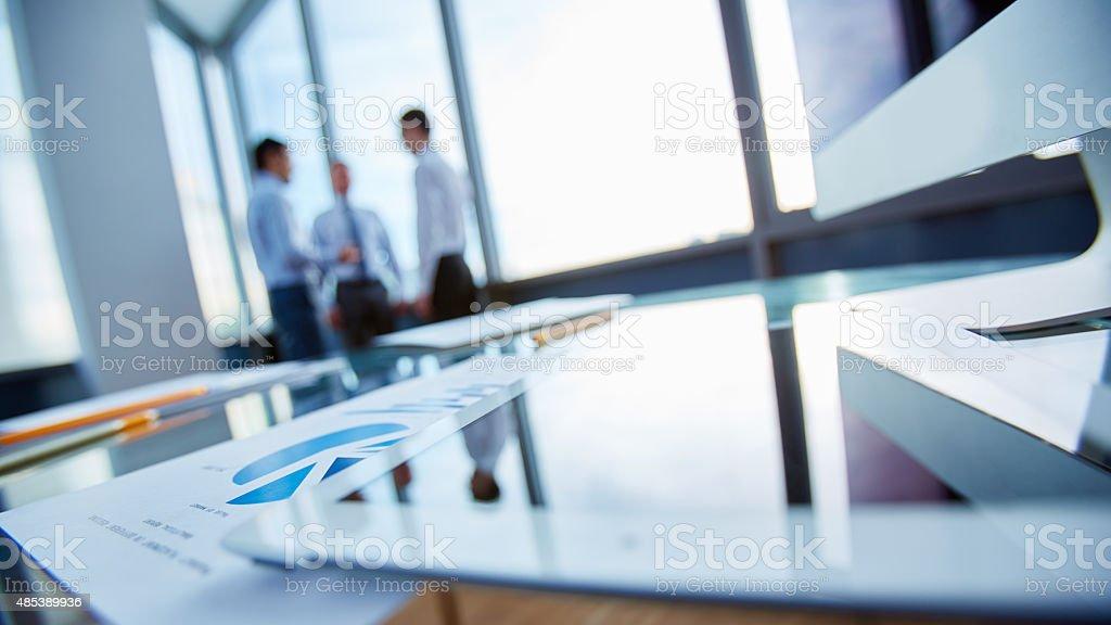 Business sphere stock photo