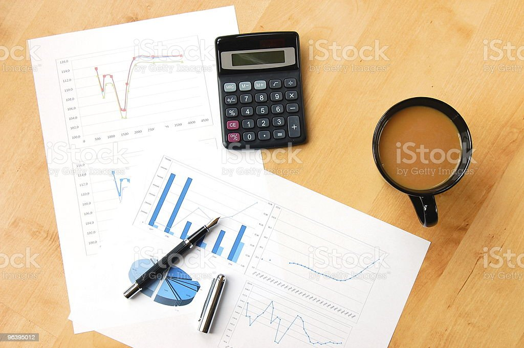 business still life royalty-free stock photo