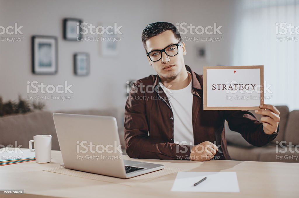 Business - Strategy stock photo