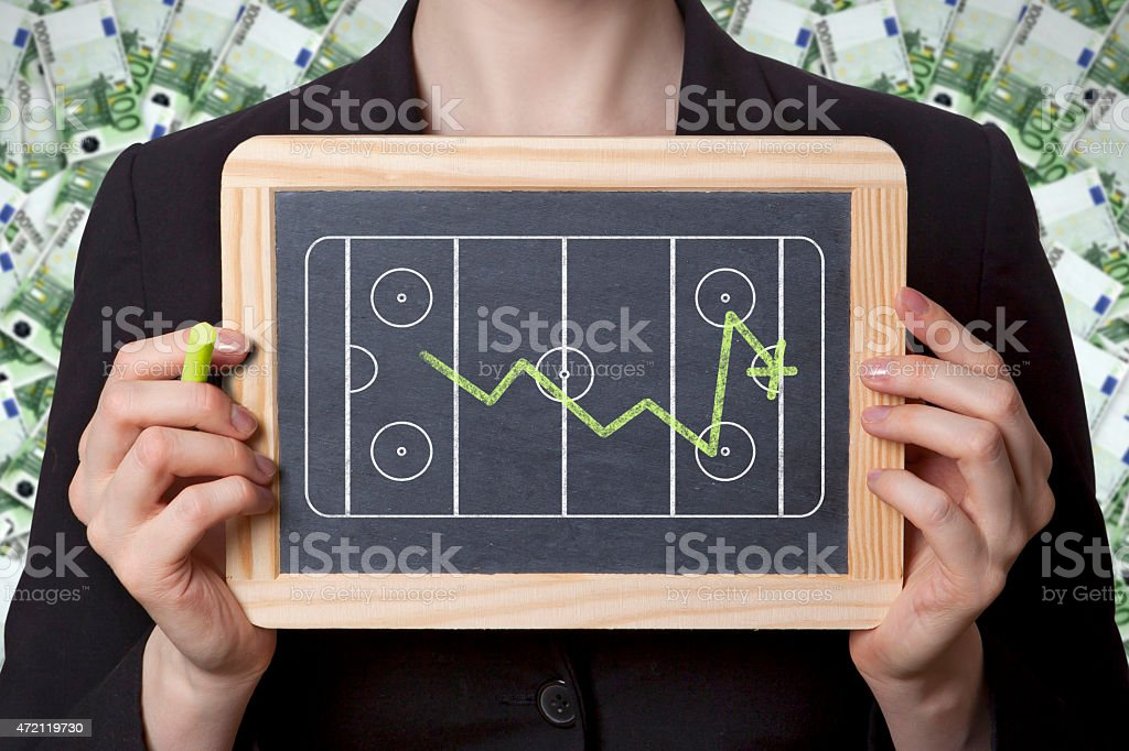 business strategy to success stock photo