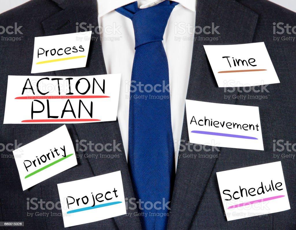 Business Suit Concept stock photo